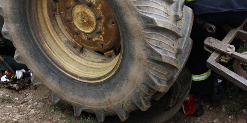 Cómo evitar accidentes con tractores