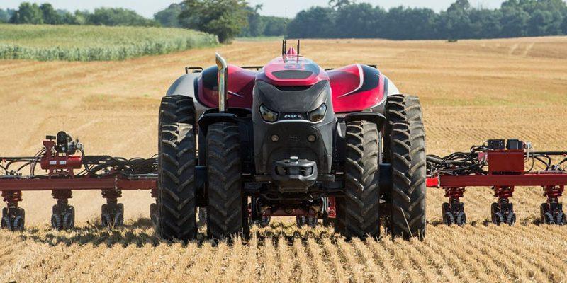 Repuestos Fuster, tractor autónomo