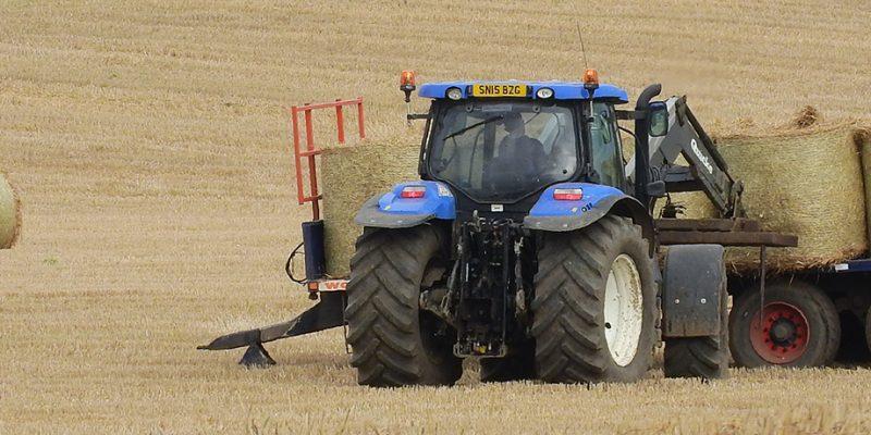 carga en tractores