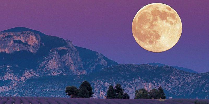 Influencia de la luna en la agricultura