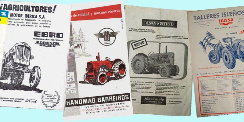 El tractor en España