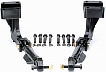 Kit de tensores laterales Kit tensores laterales soportes para New Holland T8 Case-IH Magnum