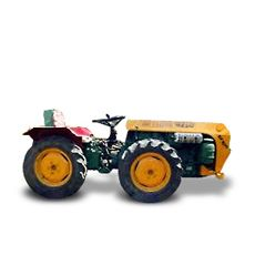 Sample image of a BJR tractor