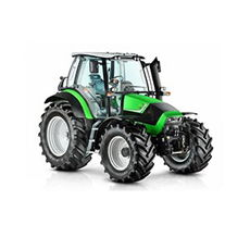 Sample image of a DEUTZ tractor
