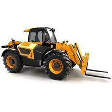 Sample image of a JCB tractor