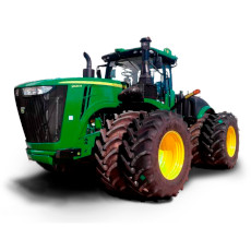Sample image of a JOHN DEERE tractor