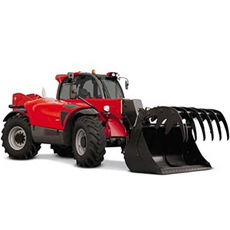 Sample image of a MANITOU tractor
